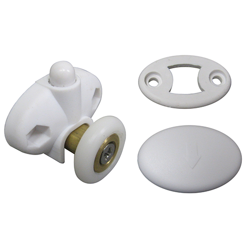 shower sapphire bottom door roller 1102950-GY