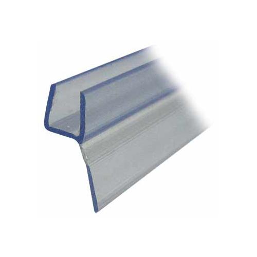 Vertical Shower Door Seal Cool Dirty Plastic Strip On