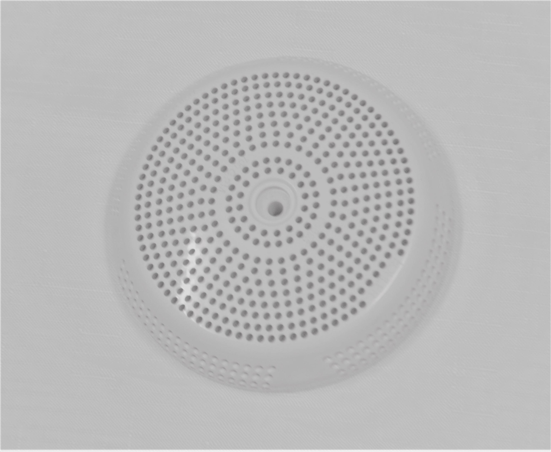 white sok suction cover cap