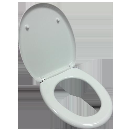 Kohler Parliament Grande Quiet Close Toilet Seat Metal